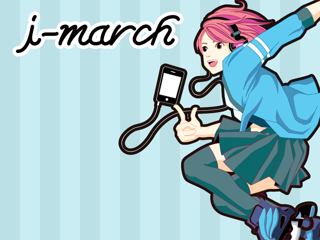 i-march